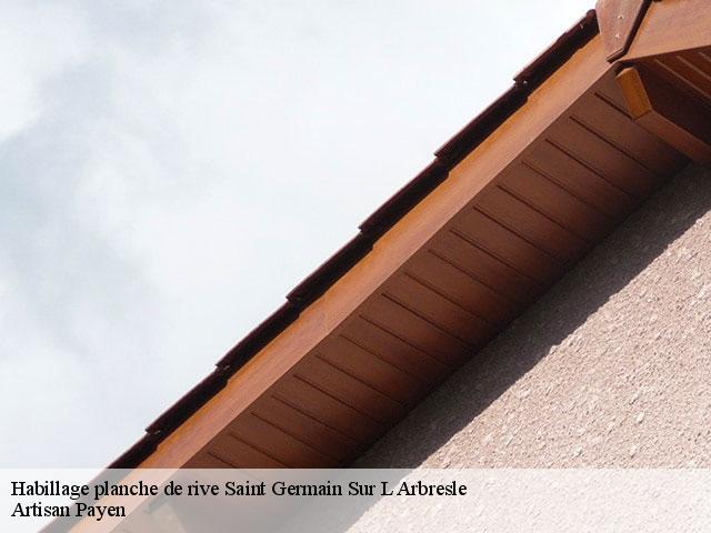 Habillage De Planche De Rive A Saint Germain Sur L Arbresle Tel 04 82 29 16 58